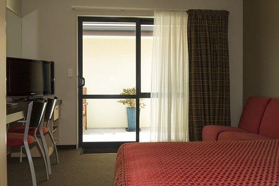 Bella Vista Motel Kaikoura: Standard Queen Studio Unit