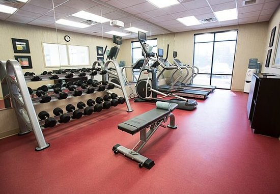 Moscow, ID: Fitness Center