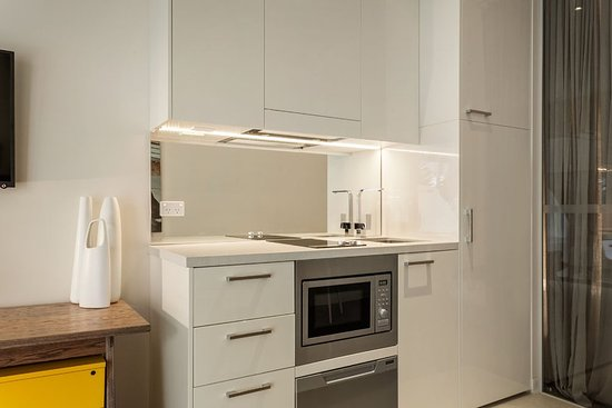 Frankston, Australia: Apartment Kitchenette