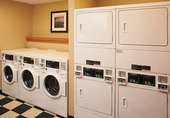 Saginaw, MI: Guest Laundry Facilities
