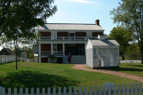 Bilde fra Appomattox