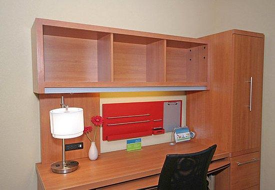 ไอเคน, เซาท์แคโรไลนา: Suite Work Desk
