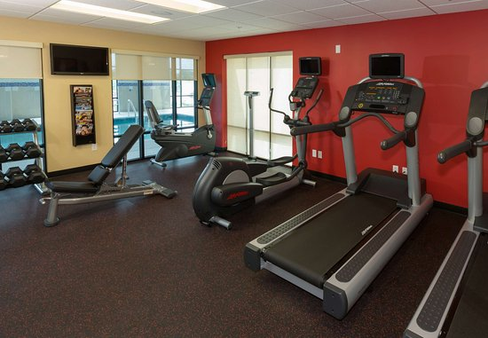 Cheektowaga, NY: Fitness Center