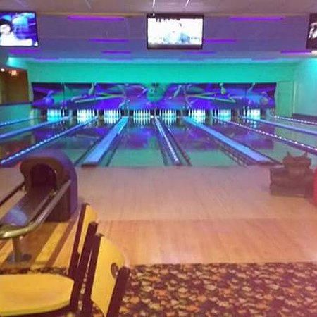 C Beach Resort Suites Bowling Alley