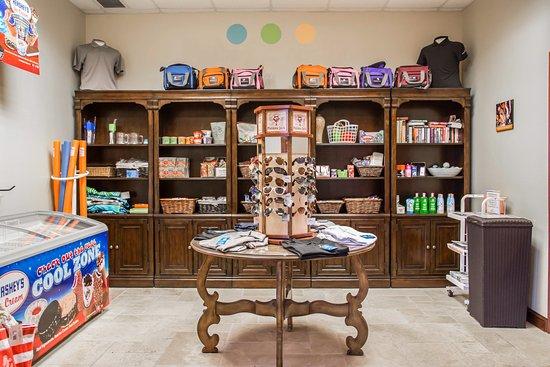 Grande Villas at World Golf Village: Hotel gift shop