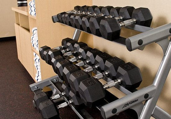 York, PA: Fitness Center – Free Weights
