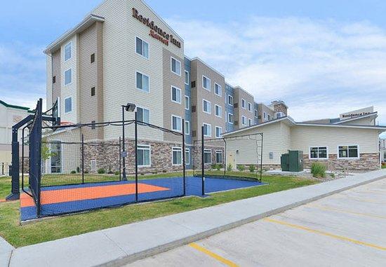Champaign, IL: Basketball Court