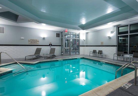 Needham, MA : Indoor Salt Water Pool