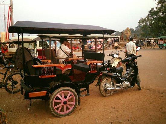 Siem Reap Tour Service