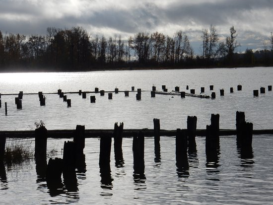 Richmond, Kanada: old docks?