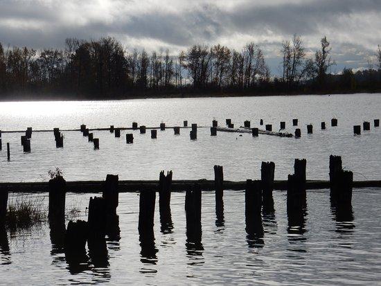 Richmond, Kanada: old docks?