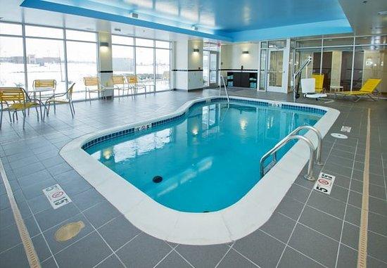 Wentzville, Μιζούρι: Indoor Pool