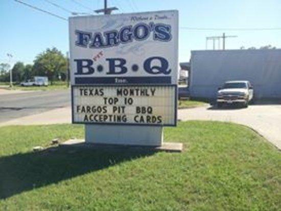 Corner of Texas & MLK in Bryan, TX. Don't miss it!