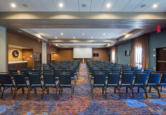 Columbus, Миссисипи: Castleberry Meeting Room – Theater Setup