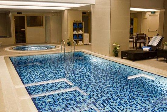 Neorion Hotel: Indoor Pool