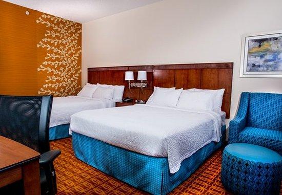 Ocoee, Φλόριντα: Queen/Queen Guest Room