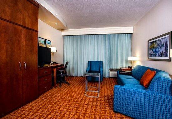 Ocoee, Φλόριντα: One-Bedroom Suite – Living Area