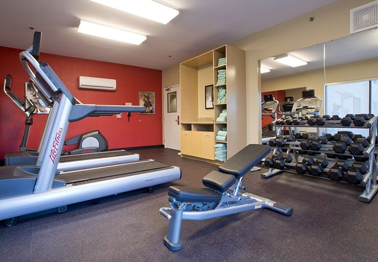 Garden City, KS: Fitness Center
