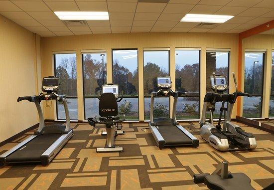 Battle Creek, MI: Fitness Center