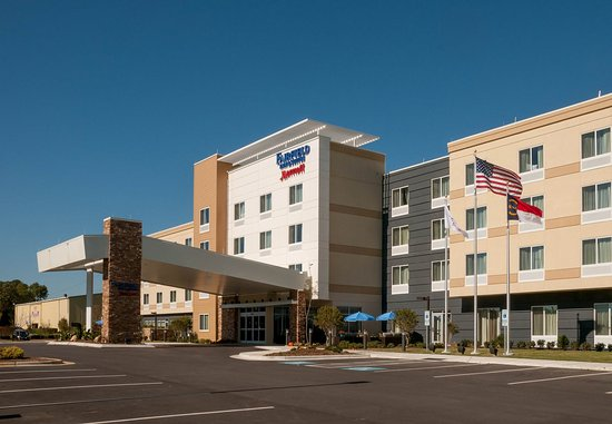 Fairfield Inn & Suites Fayetteville North