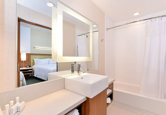 Cary, NC: Suite Bathroom