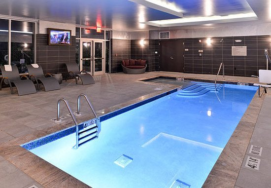 Cary, Carolina del Norte: Indoor Pool
