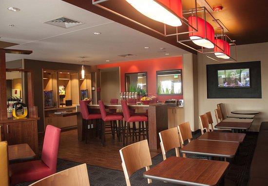 Port Arthur, TX: Breakfast Dining Area