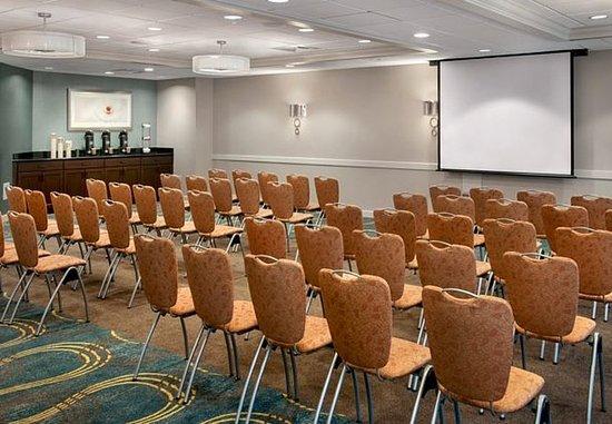 Great Barrington, MA: Meeting Room – Theater Set up