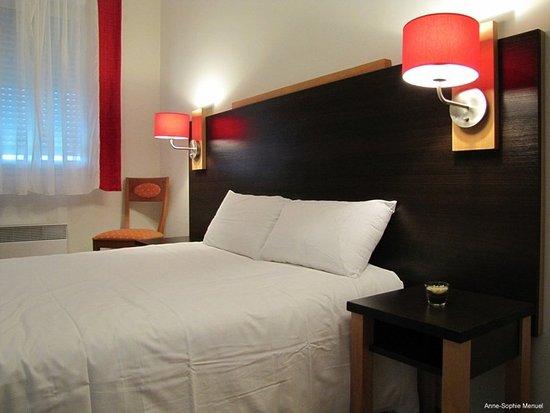Saint Herblain, Fransa: double room