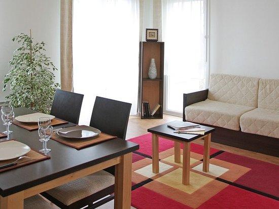 Saint Herblain, Fransa: guest room