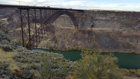Hilton Garden Inn Twin Falls: Snake River