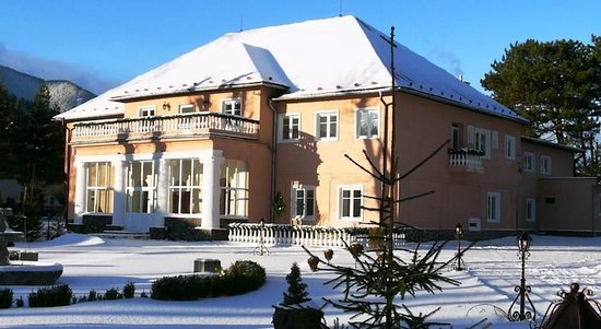 Liptovsky Jan, Slovakia: Exterior winter