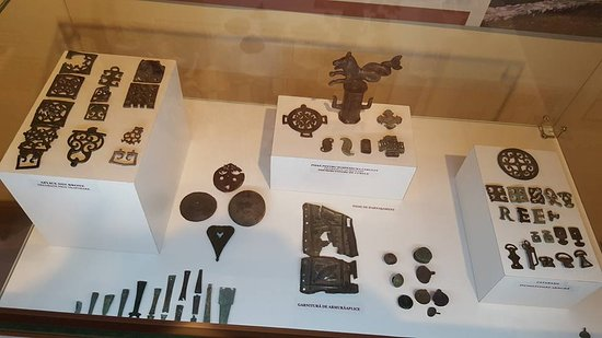 Turda, Rumania: Artifacts