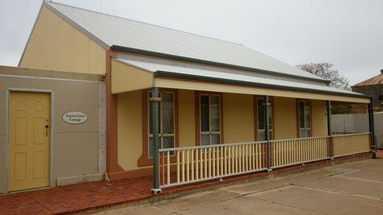 Broken Hill, Australia: Argent Court Cottage