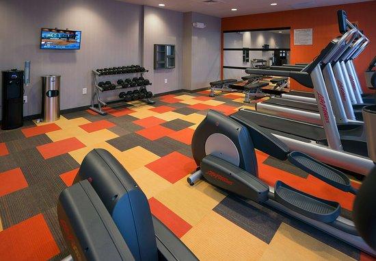 Summerville, Güney Carolina: Fitness Center