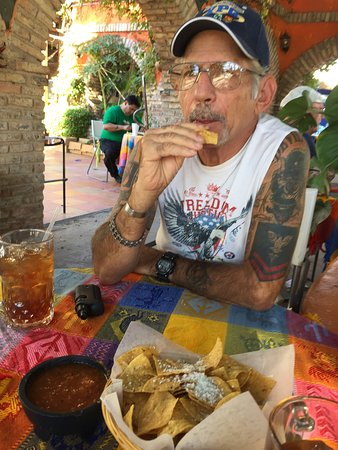 Los Algodones, Mexiko: One of our favorite places to eat good food live music and dancing