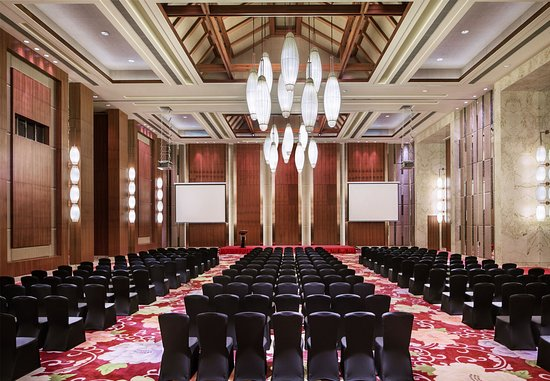 Хайкоу, Китай: Grand Ballroom – Theater Setup