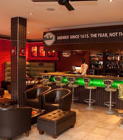 Protea Hotel Kampala: Lobby Bar