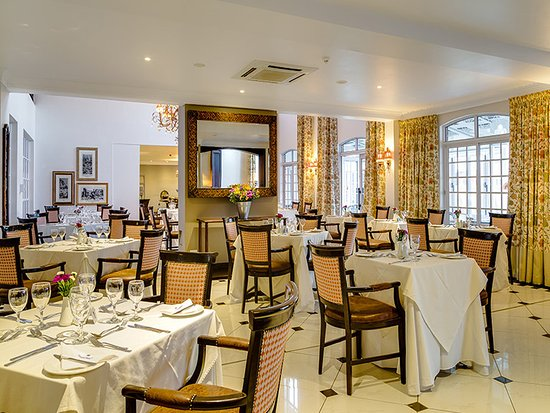 Kimberley, Zuid-Afrika: Restaurant
