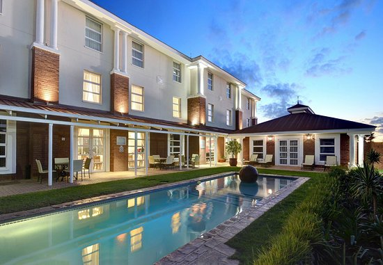 Mafikeng, Afrika Selatan: Outdoor Pool