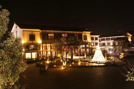Taizhou, China: Exterior View