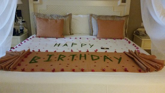 Room Decoration for Birthday