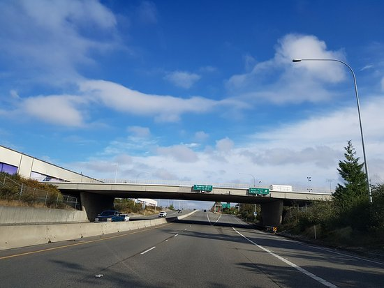 Mukilteo, Etat de Washington : Boeing's own hwy crossing