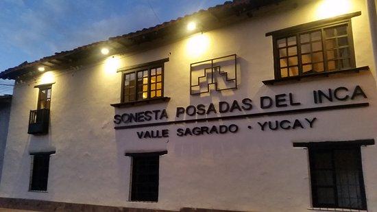 Sonesta Posadas del Inca Sacred Valley Yucay: 20161020_180226_large.jpg