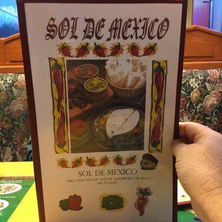 Reedsport, OR: SOL De Mexico
