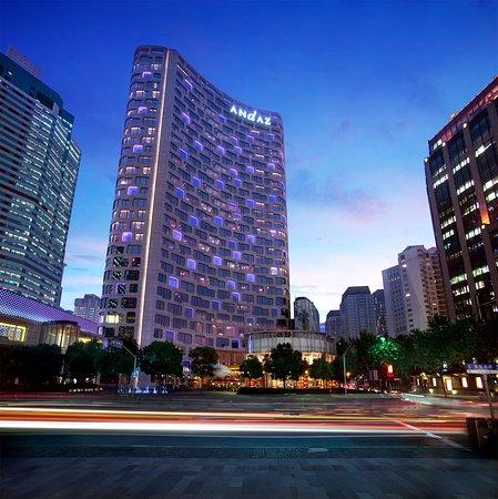 Andaz Hotel Shanghai Tripadvisor