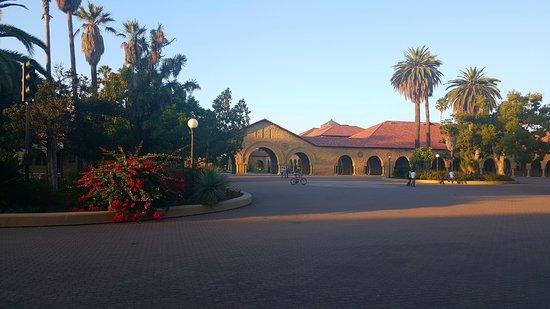 Palo Alto, Kalifornia: Stanford Quad