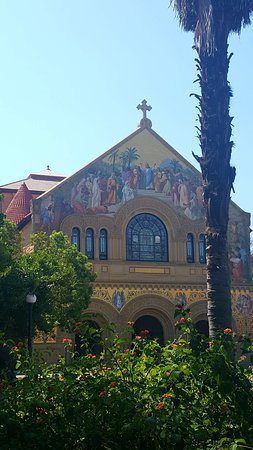 Memorial Chruch Mem Chu Picture of Stanford University Palo