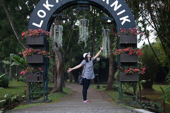 Taman Bunga Nusantara: Semua bunga ada disini lengkap untuk pengetahuan