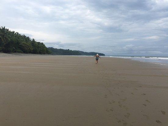 Ojochal, Коста-Рика: Playa y ríos..